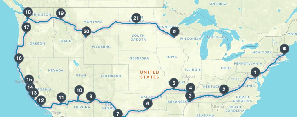 WordPress Elementor Expert Roadtrip