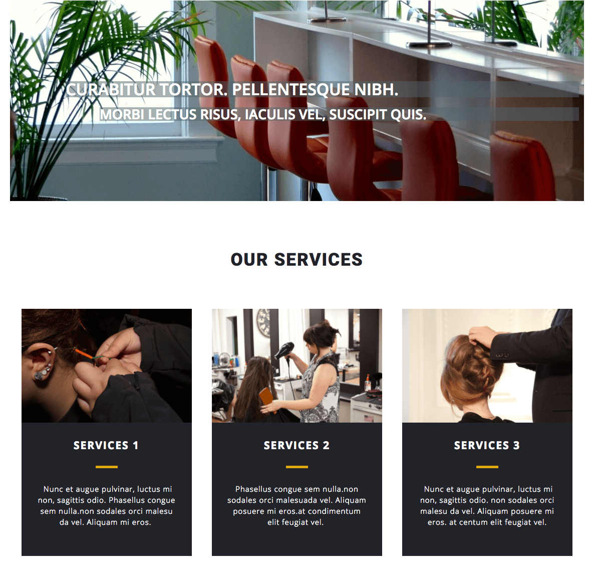 Home Page Services Business