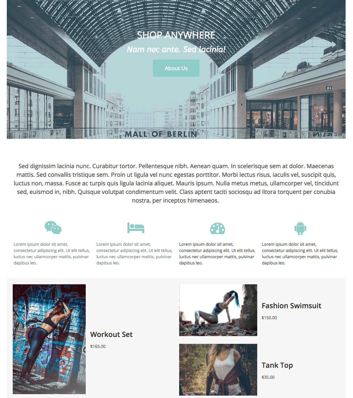 Free Elementor Home Templates By FFWD Fast Fix Web Design - Free ad templates online