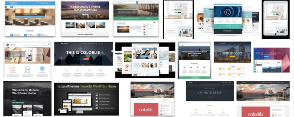 WordPress Theme Obsession
