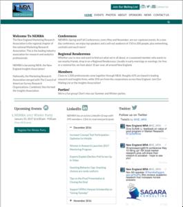 Event Driven Organization Website