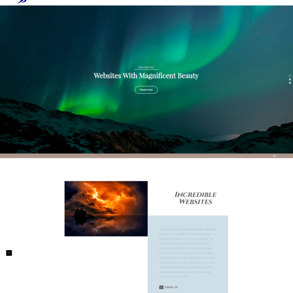 elementor pro website design