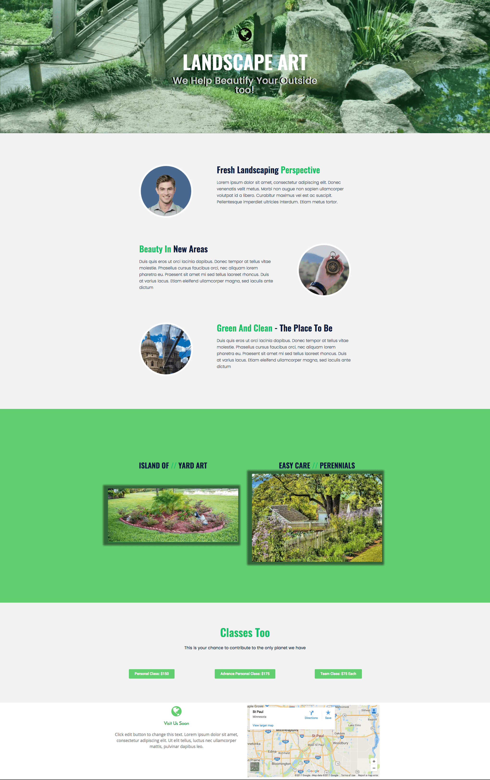 free-elementor-landscaping-template