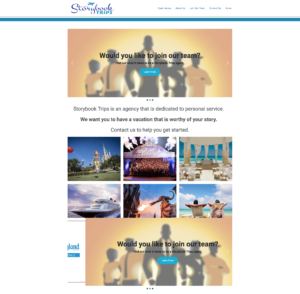 Travel Agency Elementor Website