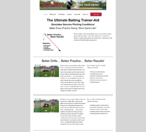 quickhitter new responsive website